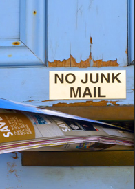 How To Report Unwanted Junk Mail