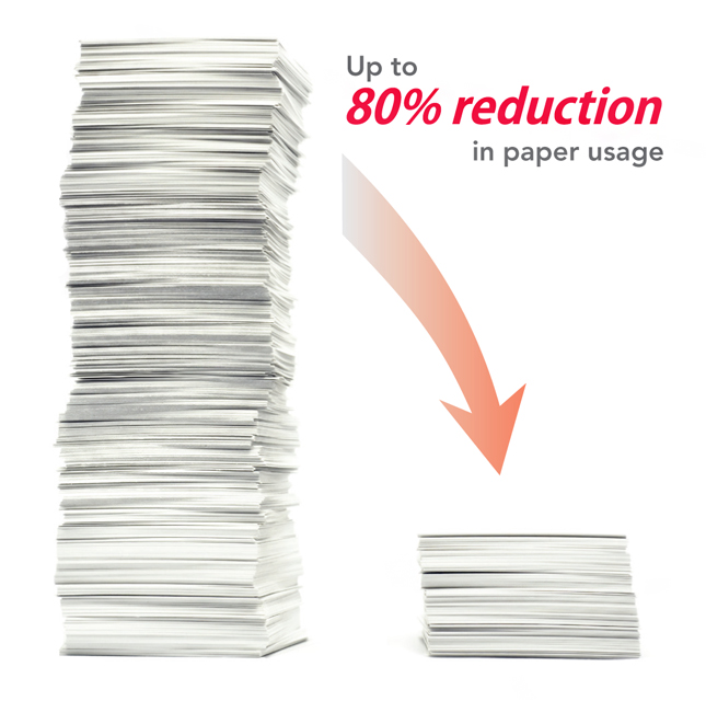 paper reduction